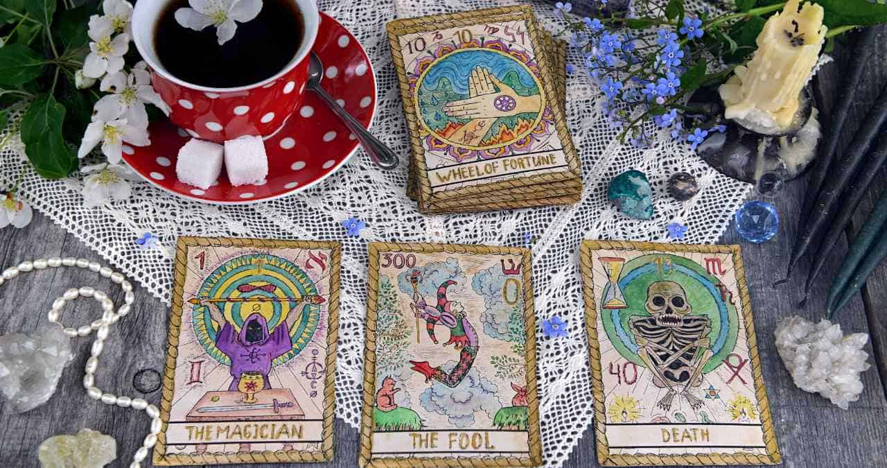 Are your tarot cards too negative?