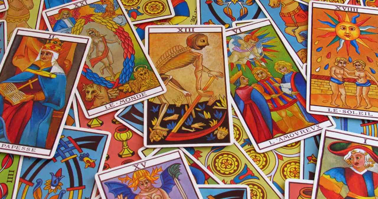Do all tarot cards mean the same?