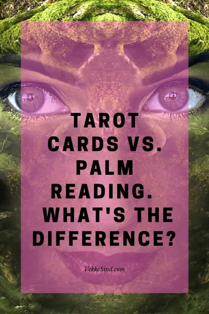 Tarot versus Palm Reading