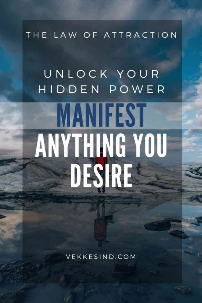 manifest anything law of attraction