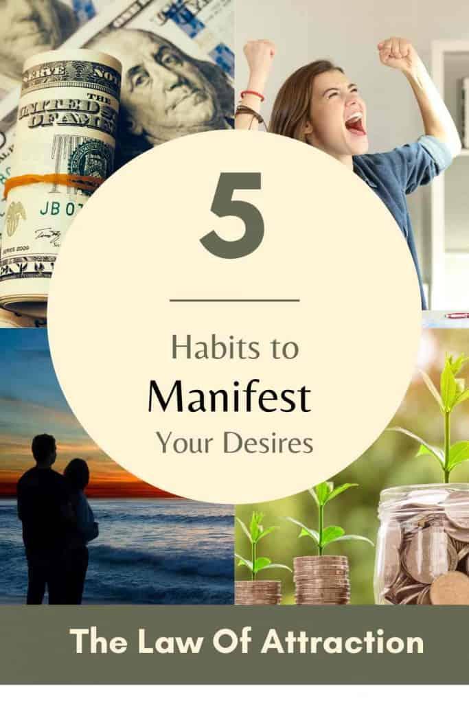 manifest your desire unlock your hidden magic power