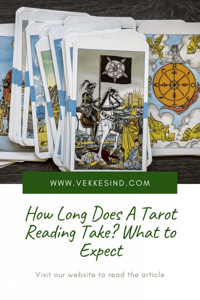 How long does a Tarot reading take