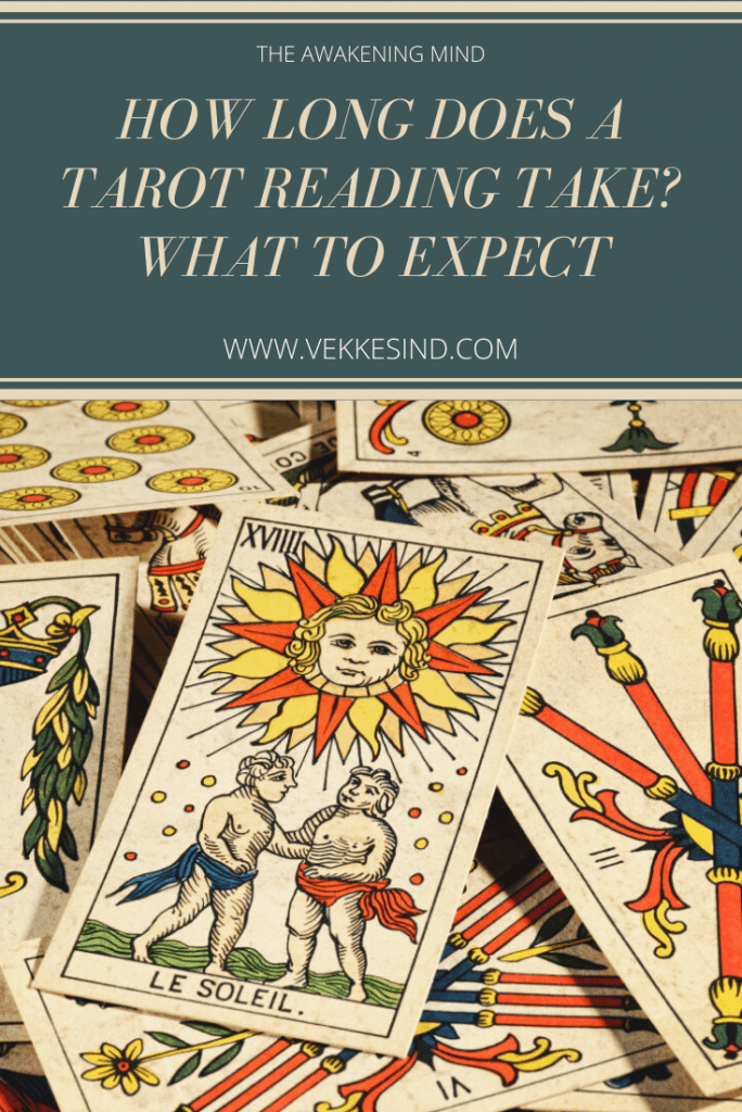 How long does a tarot reading take?