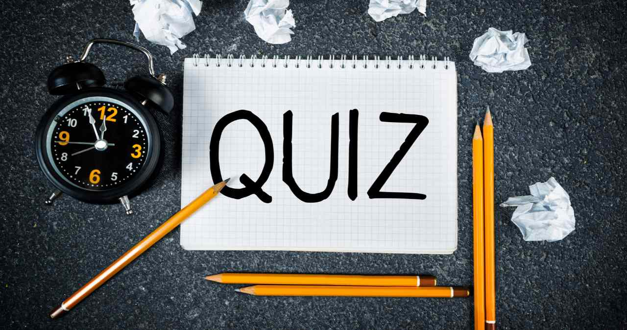 What is your favorite quiz?