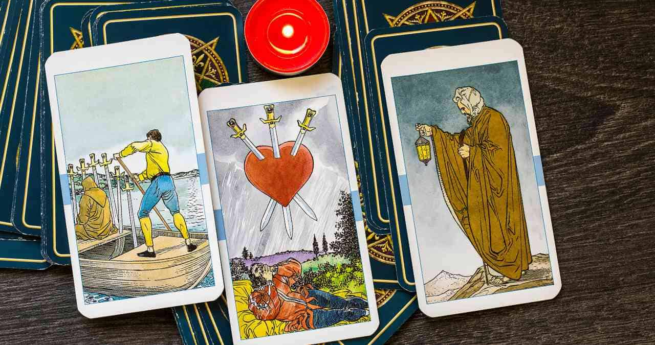 How to read the Minor Arcana Tarot Cards