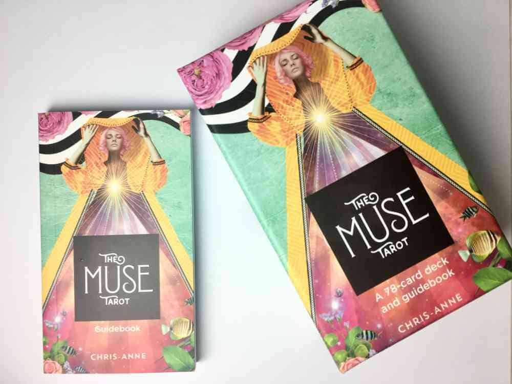 The Muse Tarot Deck