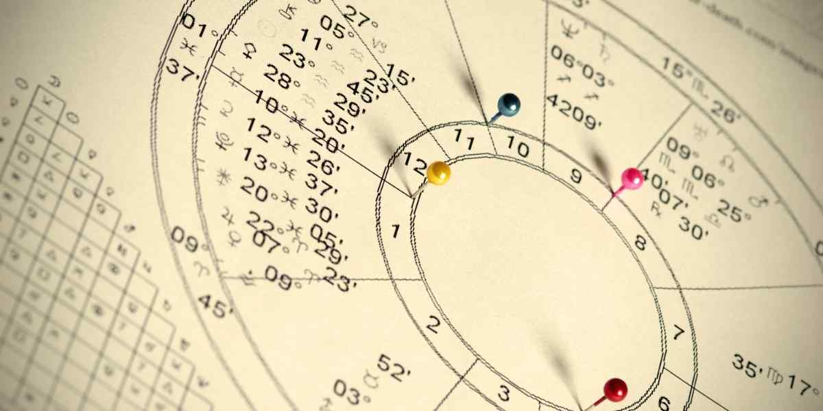 7 Components Of A Natal Chart