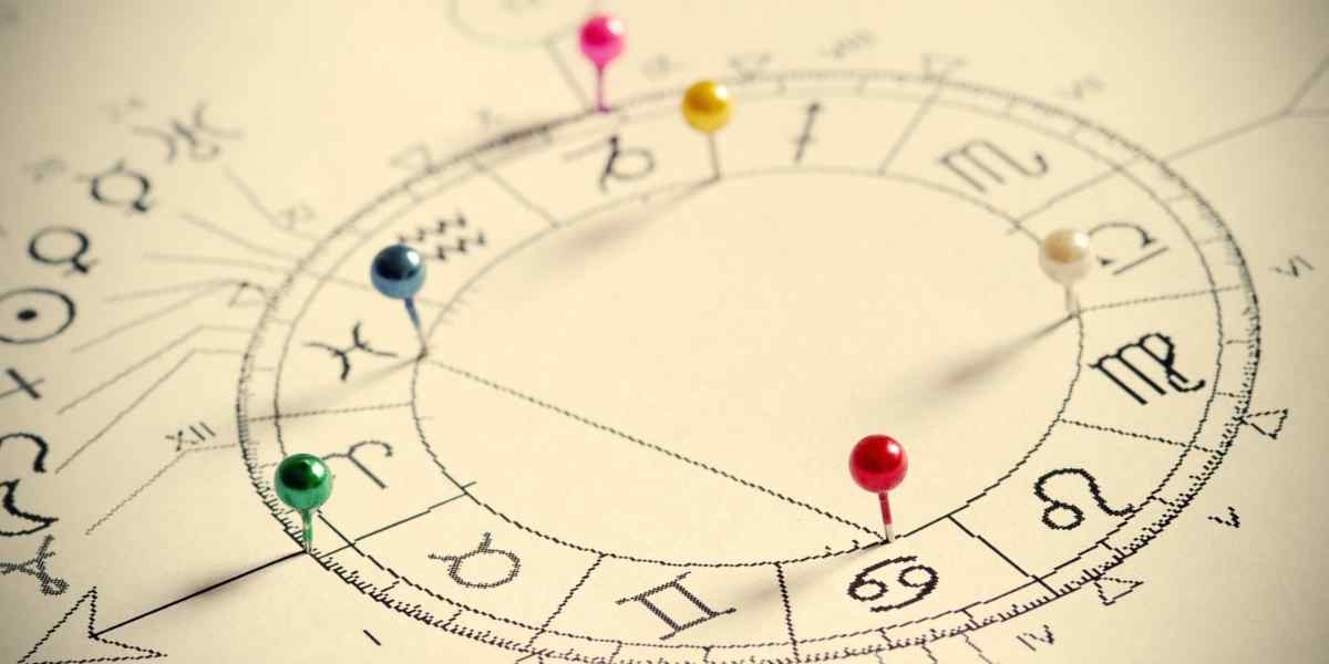 How to make an astrological chart?